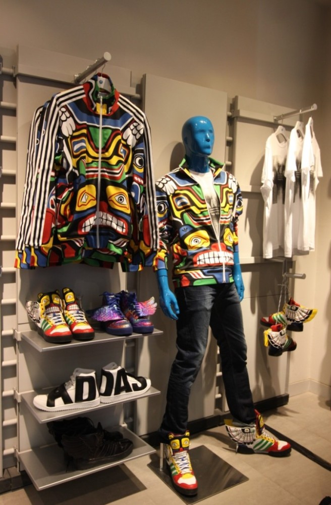 Jeremy Scott Collection for adidas Originals