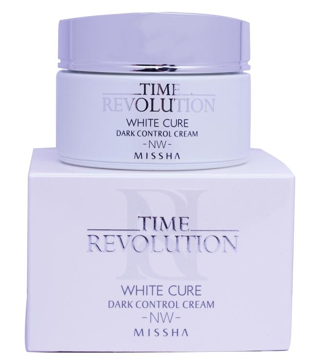 Missha Time Revolution White Cure Dark Control Cream