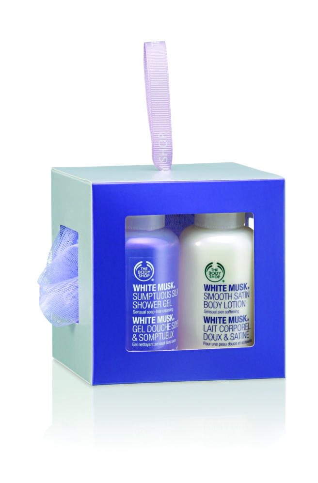 The Body Shop Gift Cube Mini White Musk, Rs 895