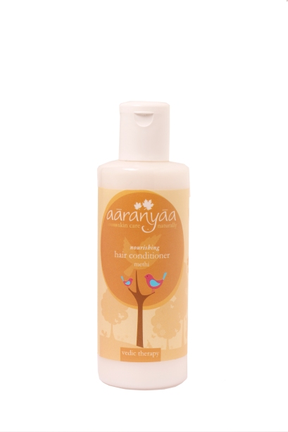 Aaranyaa nourishing hair conditioner methi. Rs 205