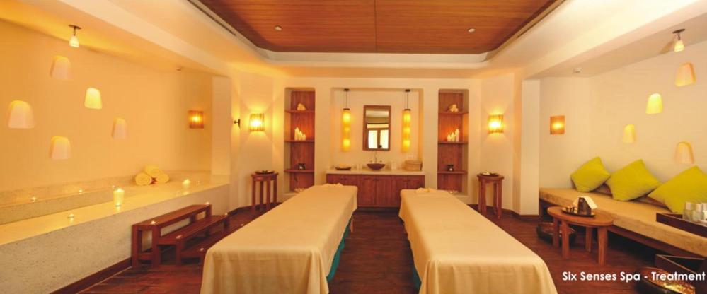 Six Senses Spa - Treatment Room