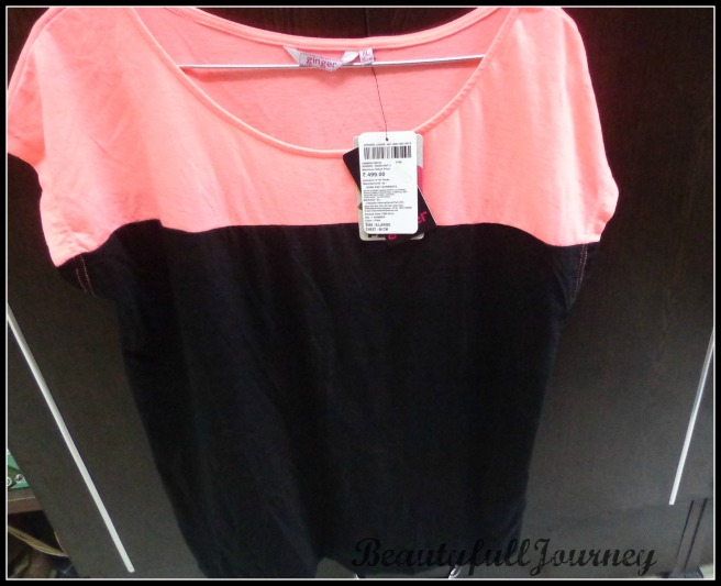 Price: 499. Yes, I'm loving the neon trend :P