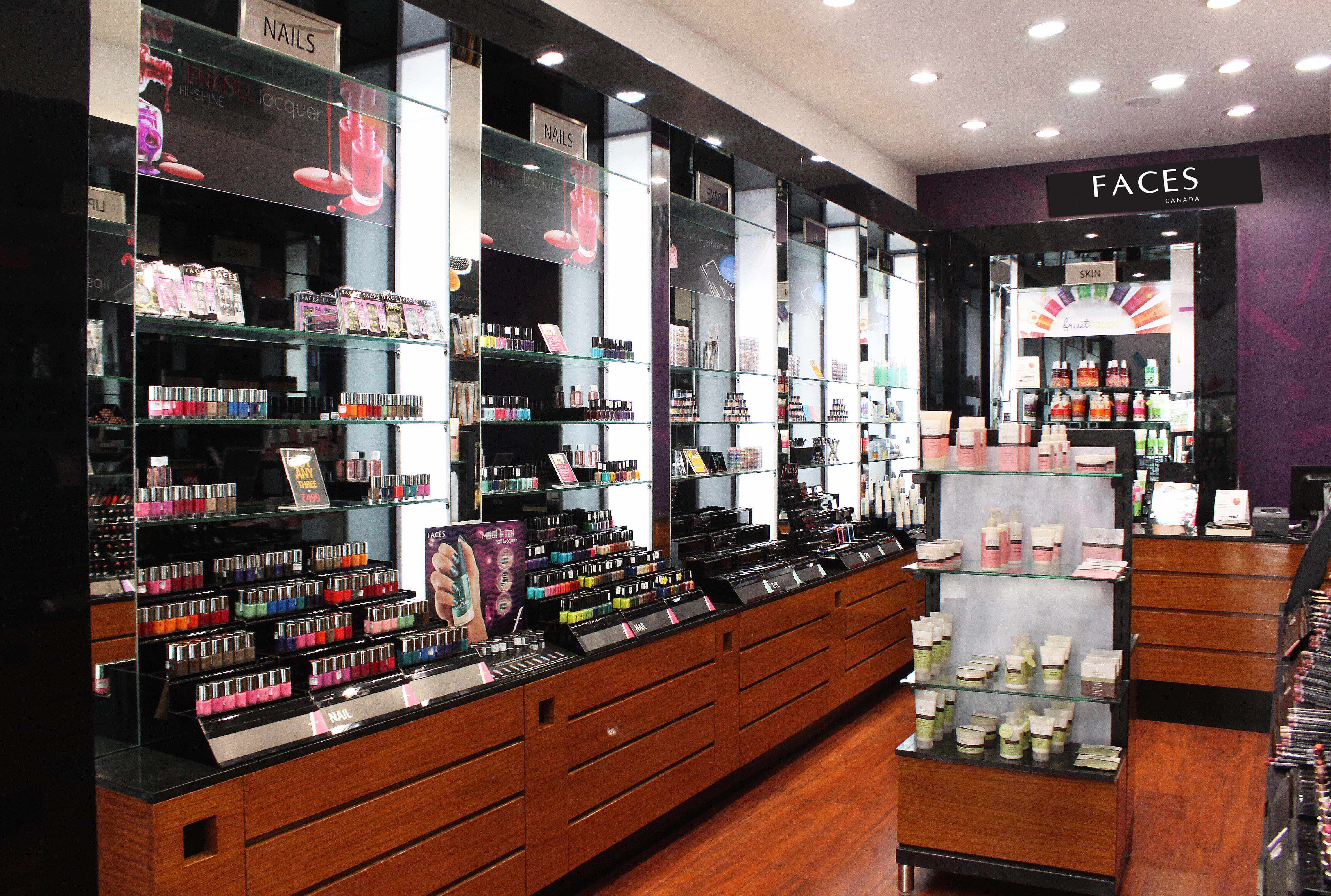 faces cosmetics internationally acclaimed makeup skincare and personal ...