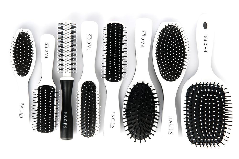 Hair Brushes Range