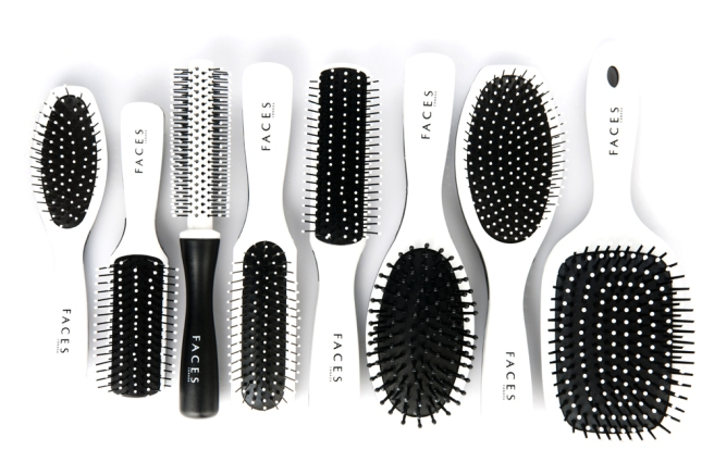 Hair Brushes Range