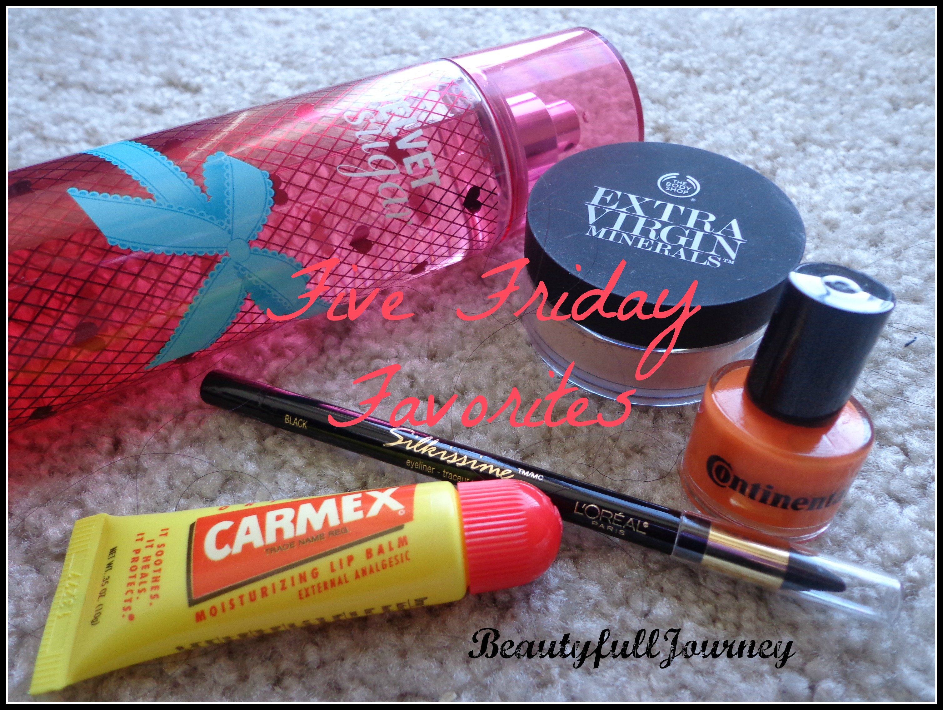 Friday Favorites 9 : Five friday favorites #9 all things beautiful