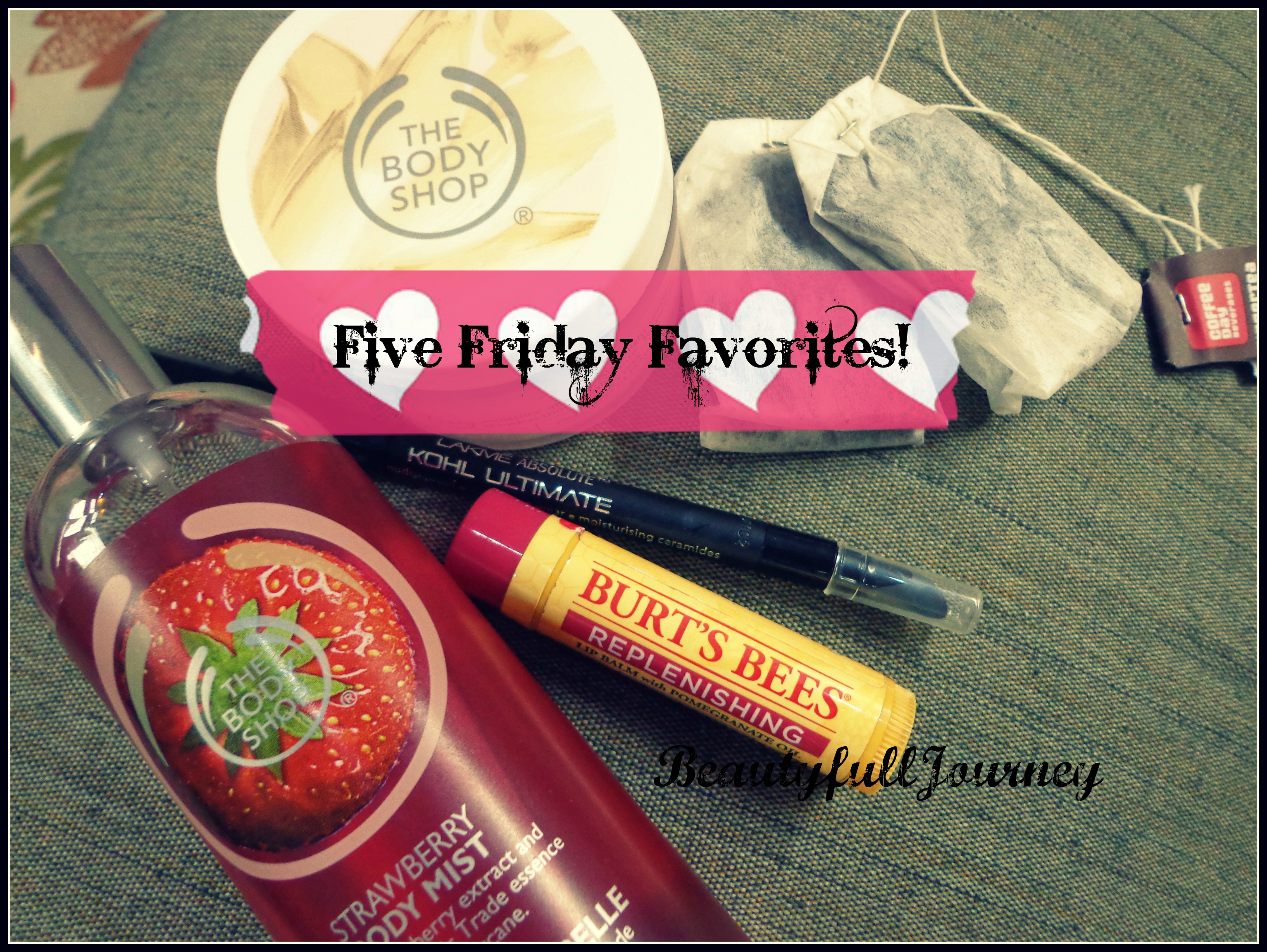 Five friday favorites all things beautiful