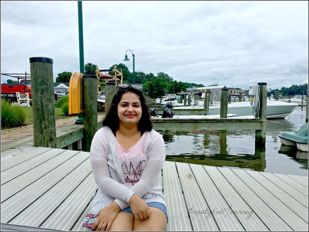 At Chesapeake Bay