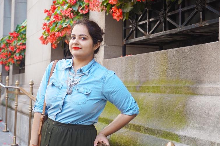 Poorva Bhatia | OOTD